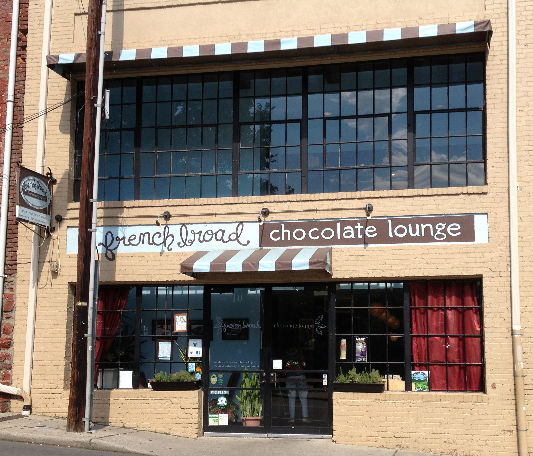 French Broad Chocolate Lounge | aphotofortoday