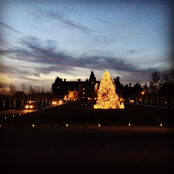 Christmas at the Biltmore!