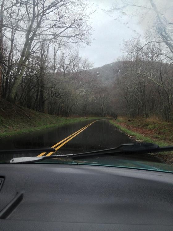 Rainy Parkway