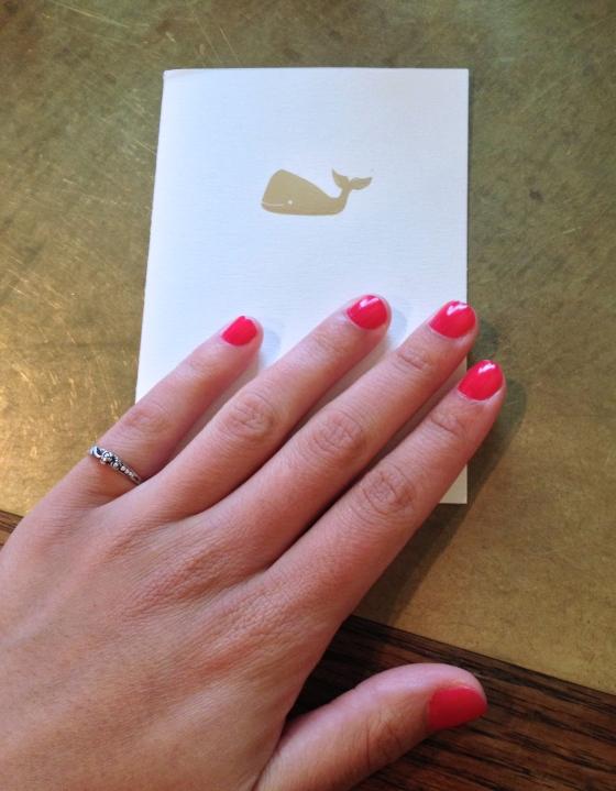 Because Pink Nails