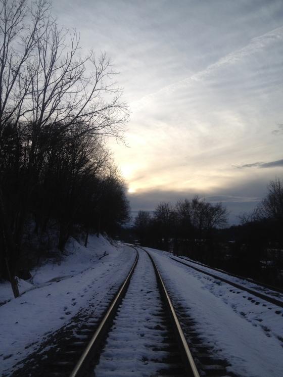 Snowy RR