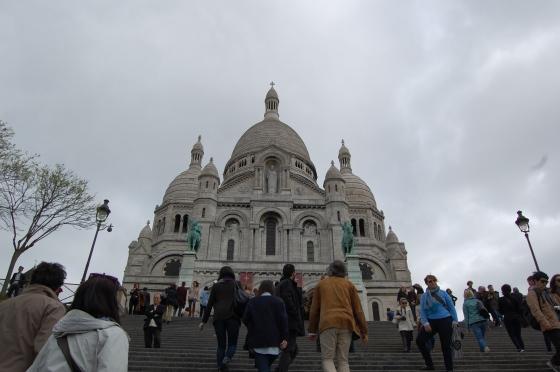 Le Basilique du Sacre Coeur