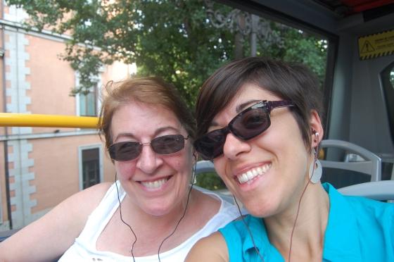 Tour bus!