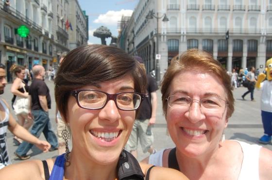 Plaza del Sol Selfie