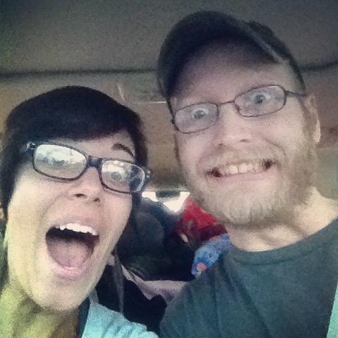 Crazies in the car