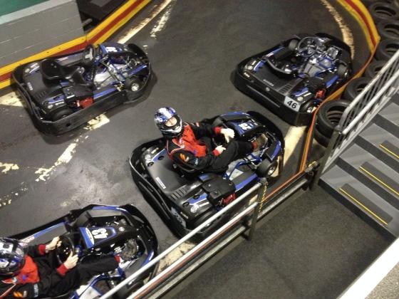 Scott at F1