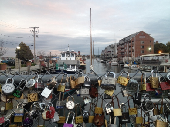 Maine Love Locks - next time we'll bring one!